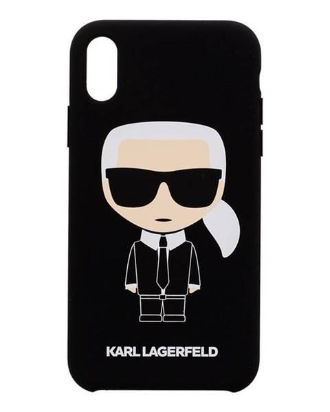 Karl Lagerfeld Kryt na mobil Karl Lagerfeld Full Body Iconic na Apple iPhone XR