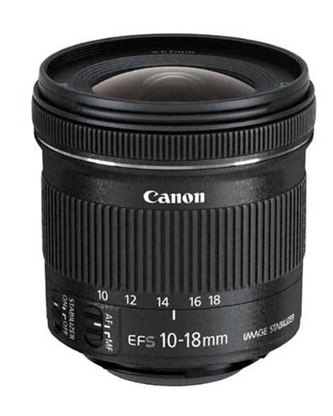 Canon Objektív Canon EF-S 10-18 mm f/4.5-5.6 IS STM + EW73C + LC kit