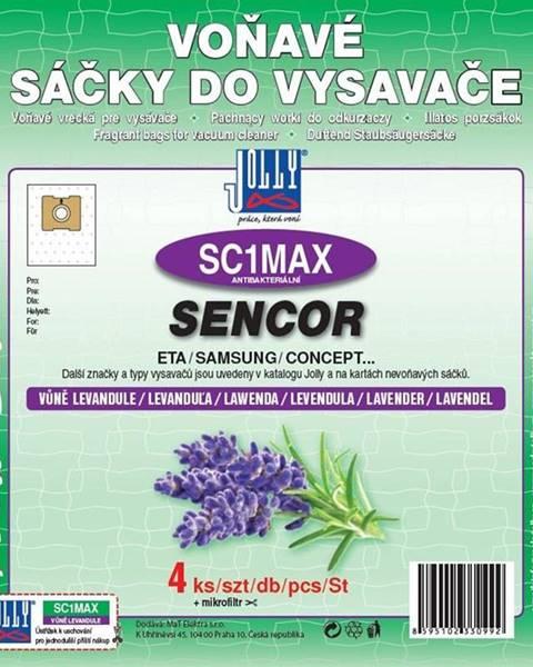 Jolly Sáčky pre vysávače Jolly MAX SC 1 lavender perfume
