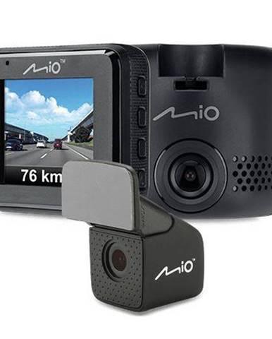 Autokamera Mio MiVue C380 Dual čierna