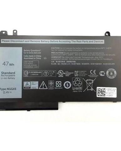 Batéria Dell 3-cell 47W/HR Li-ion pro Latitude E5270, E5470, E5570