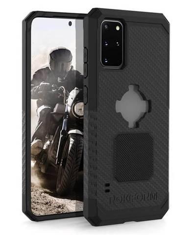 Kryt na mobil Rokform Rugged na Samsung Galaxy S20+ čierny