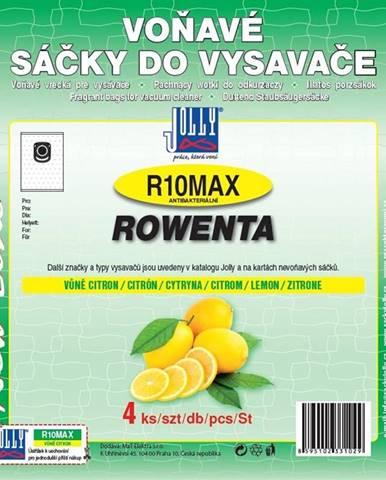 Sáčky pre vysávače Jolly MAX R 10 lemon perfume