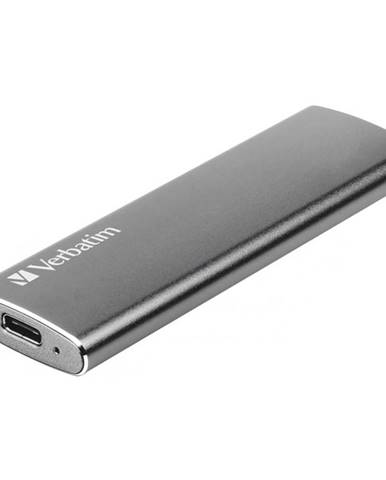 SSD externý Verbatim Vx500 480GB strieborný