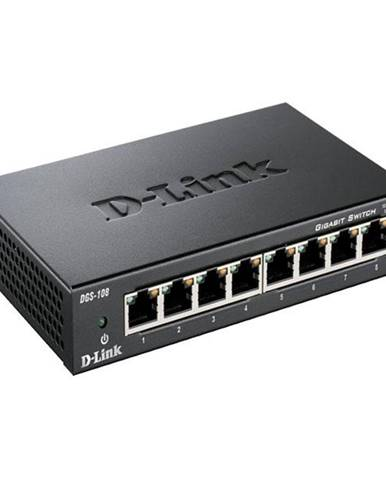 Switch D-Link DGS-108  8 port, Gigabit