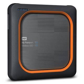 Sieťové úložište Western Digital My Passport Wireless SSD 2TB