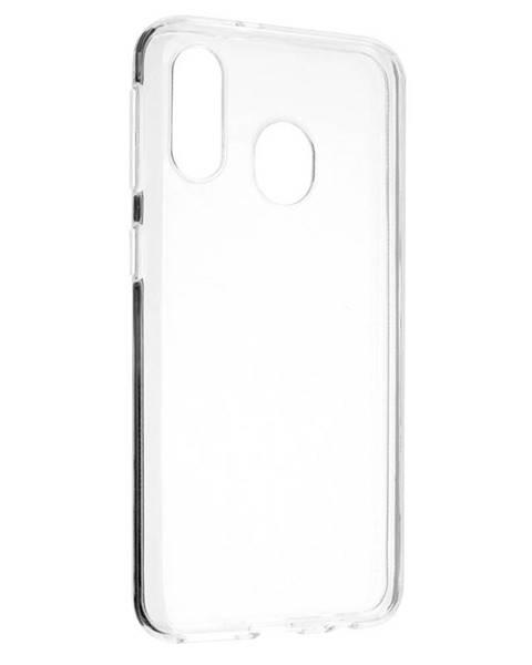 FIXED Kryt na mobil Fixed na Samsung Galaxy A40 priehľadný