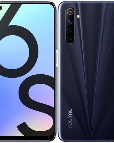 Realme Mobilný telefón realme 6s čierny