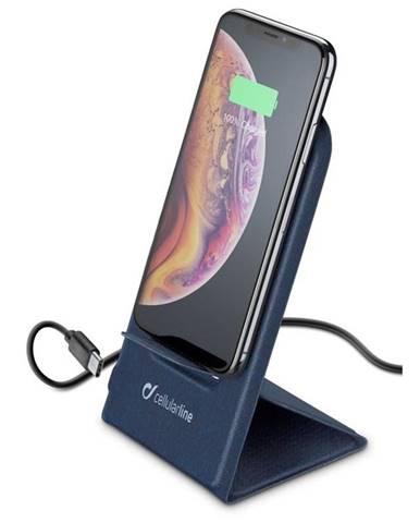 Bezdrôtová nabíjačka CellularLine Wireless Passport, skládací, 10W