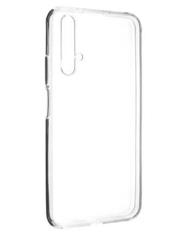 Kryt na mobil Fixed na Honor 20/Huawei Nova 5T priehľadný