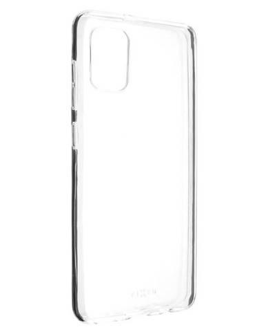 Kryt na mobil Fixed na Samsung Galaxy A31 priehľadný