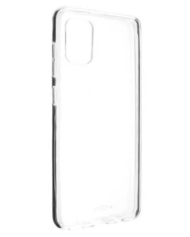Kryt na mobil Fixed Skin na Samsung Galaxy A31 priehľadný
