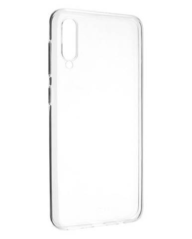 Kryt na mobil Fixed Skin na Samsung Galaxy A50 priehľadný