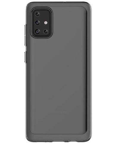 Kryt na mobil Samsung na Galaxy A71 čierny