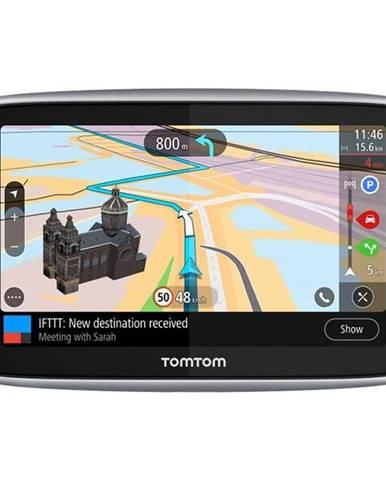 Navigačný systém GPS Tomtom GO Premium 6 World Lifetime čierna
