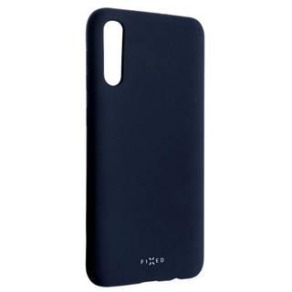 Kryt na mobil Fixed Story na Samsung Galaxy A50 modrý