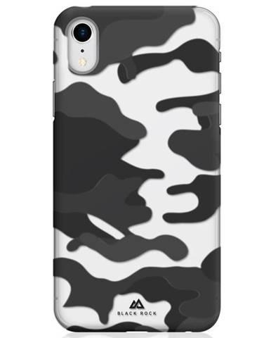 Kryt na mobil Black Rock Camouflage Case na Apple iPhone XR čierny