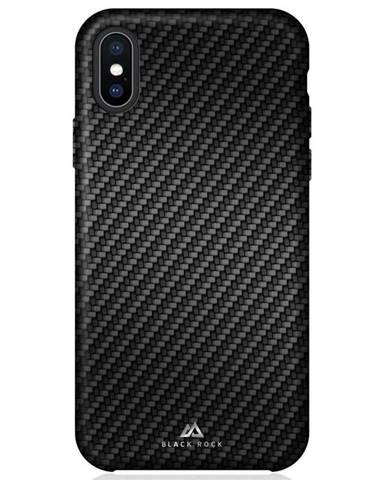 Kryt na mobil Black Rock Flex Carbon Case na Apple iPhone X/Xs