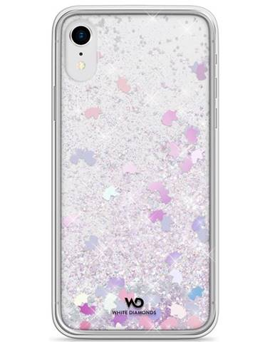 Kryt na mobil White Diamonds Sparkle na Apple iPhone XR -