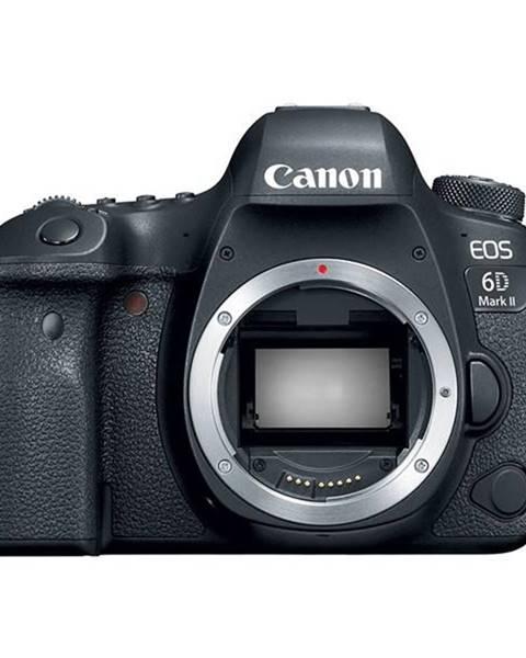 Canon Digitálny fotoaparát Canon EOS 6D Mark II telo čierny