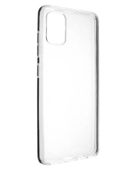 FIXED Kryt na mobil Fixed Skin na Samsung Galaxy A51 priehľadný