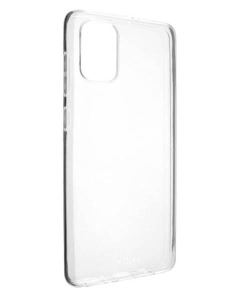FIXED Kryt na mobil Fixed Skin na Samsung Galaxy A71 priehľadný