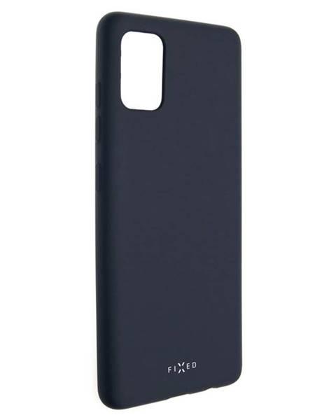 FIXED Kryt na mobil Fixed Story na Samsung Galaxy A51 modrý
