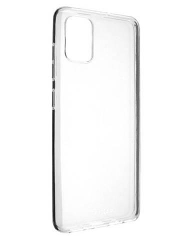 Kryt na mobil Fixed na Samsung Galaxy A51 priehľadný