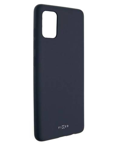 Kryt na mobil Fixed Story na Samsung Galaxy A51 modrý