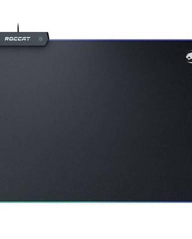 Podložka pod myš  Roccat Sense Aimo, RGB, 250 x 350 x 3,5 mm čierna