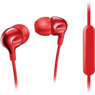 Slúchadlá Philips SHE3555 červená