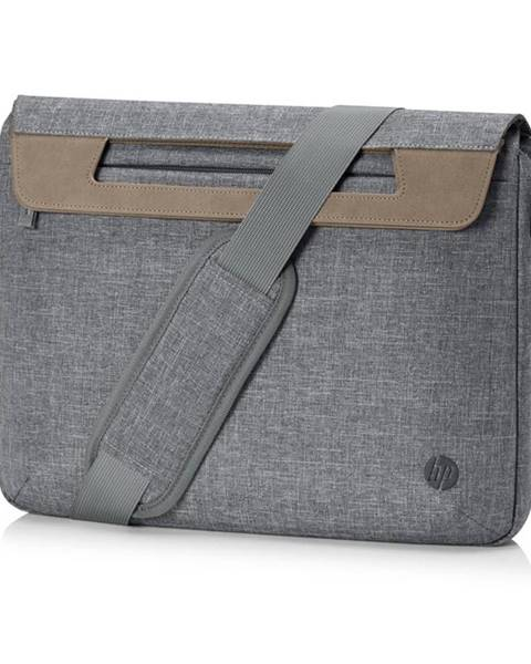 "HP Brašna na notebook HP Pavilion Renew Briefcase 14"" sivá"