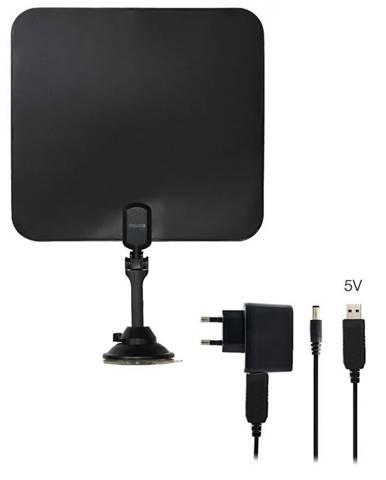 Izbová anténa Evolveo Xany 2C LTE 230/5V, 41dBi aktivní pokojová
