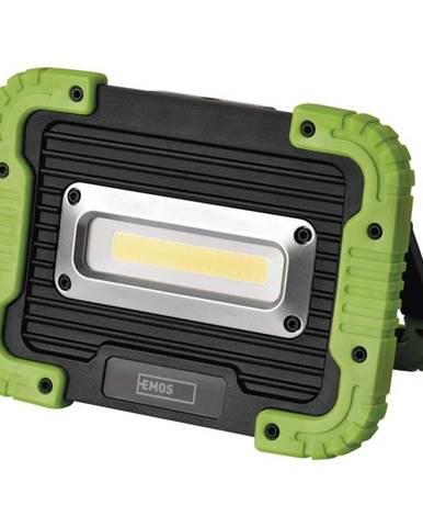 Lampáš Emos COB LED nabíjecí pracovní reflektor P4534, 600 lm, 3000