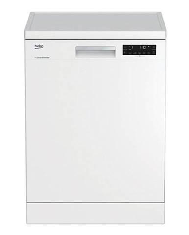 Umývačka riadu Beko DFN 28422 W biela