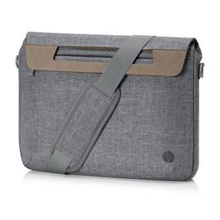 """Brašna na notebook HP Pavilion Renew Briefcase 14"""" sivá"""