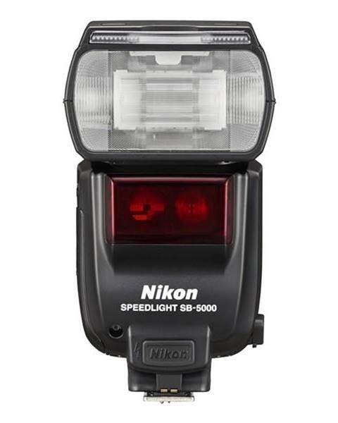 Nikon Blesk Nikon SB-5000 čierny