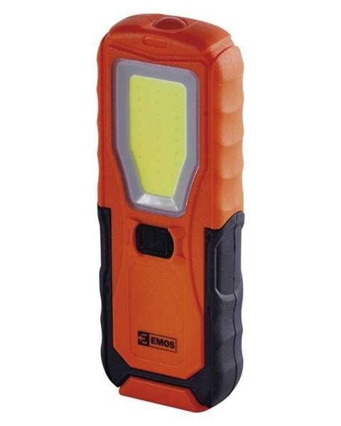 EMOS Lampáš Emos 5 W COB LED + 0,5 W LED