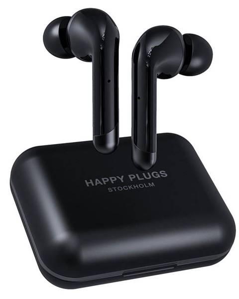 Happy Plugs Slúchadlá Happy Plugs Air 1 Plus In-Ear čierna
