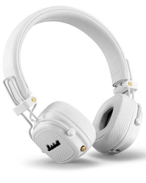 Marshall Slúchadlá Marshall Major III Bluetooth biela