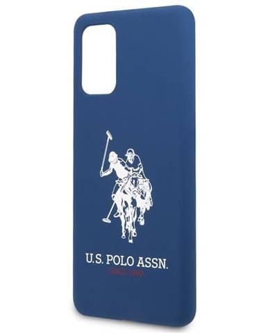Kryt na mobil U.S. Polo na Samsung Galaxy S20+ modrý