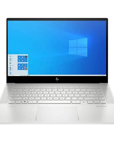 Notebook HP Envy 15-ep0000nc strieborný