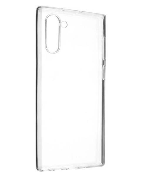 FIXED Kryt na mobil Fixed na Samsung Galaxy Note10 priehľadný