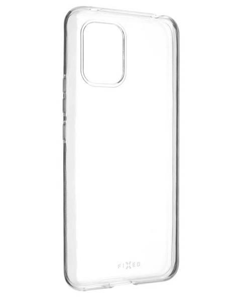 FIXED Kryt na mobil Fixed na Xiaomi Mi10 Lite priehľadný