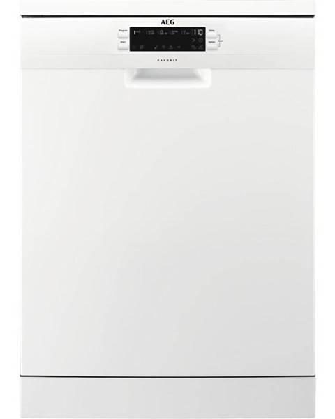 AEG Umývačka riadu AEG Mastery Ffb53900zw biela