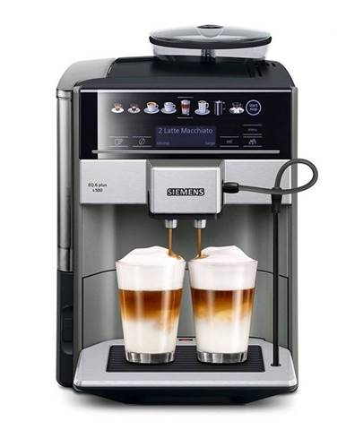 Espresso Siemens EQ.6 Te655203rw siv