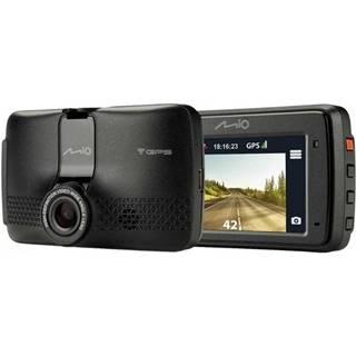 Autokamera Mio MiVue 733 Wi-Fi čierna