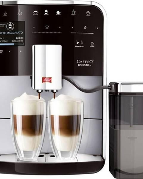 Melitta Espresso Melitta Barista TS Smart Stříbrné strieborn