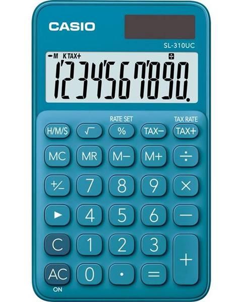 Casio Kalkulačka Casio SL 310 UC BU - tmavě modr