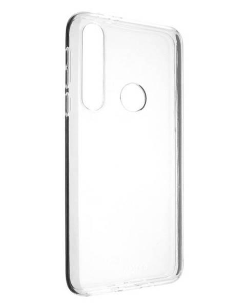 FIXED Kryt na mobil Fixed na Motorola One Macro priehľadný